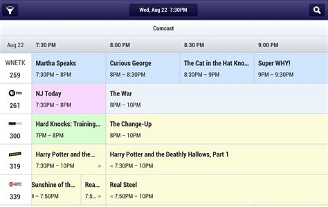 s day tv schedule here s the app tvguide general manager