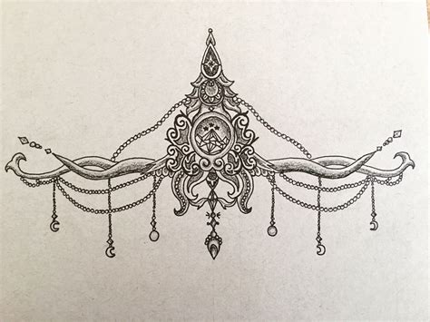 nighttime tattoos designs acotar court design mscrystalbeard acomaf