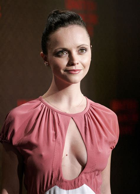 Naked Pics Of Christina Ricci - the louis vuitton united cancer front gala