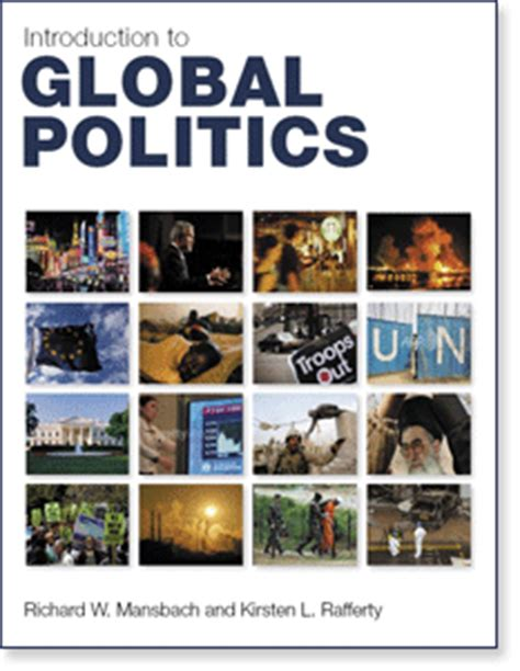 Pengantar Politik Global Introduction To Global Politics Richard W international relation books introduction to global politics