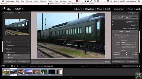 tutorial for lightroom 4 adobe lightroom 4 tutorial understanding lens correction