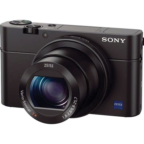 Sony Kamera Rx100 M3 sony dsc rx100 iii digital dscrx100m3 b b h