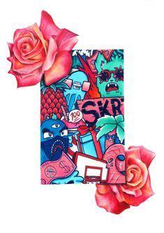 Special Edition Kertas Paper One A3 80 Gram Go Send image result for vexx doodles vexx doodles