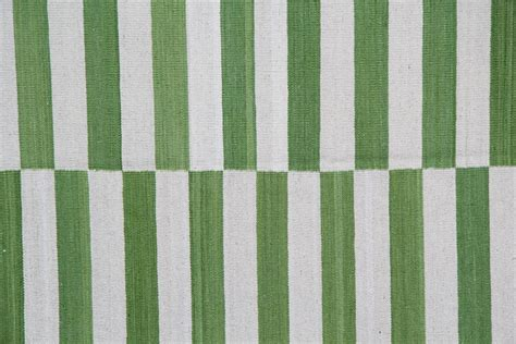 green and white striped rug lime green striped rug at 1stdibs