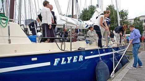 zeilboten watertrends - Zeilboot Flyer