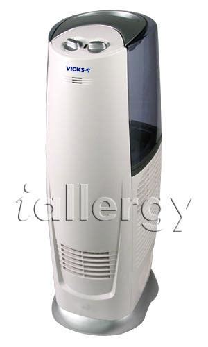 vicks v3800 cool mist tower humidifier iallergy