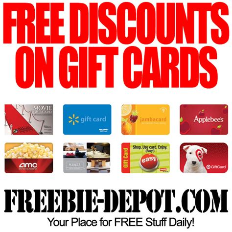 Instant Gift Cards Free - free discounts on gift cards instant egift cards in time for christmas