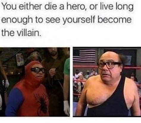 You Became A Meme - 24 funniest danny devito meme pictures images wishmeme