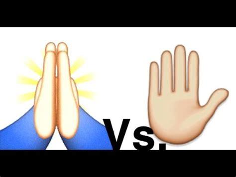 emoji high five full download emoji no whatsapp high five ou rezando
