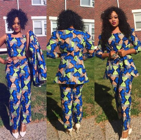 ankara designs for women trouser and jacket styles ankara trousers styles