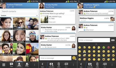 Bbm For Bbmbible Message For Blackberry Messenger bbm blackberry messenger 1 0 4 133 free