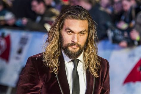 actor who plays aquaman s brother aquaman jason momoa teases the crow remake