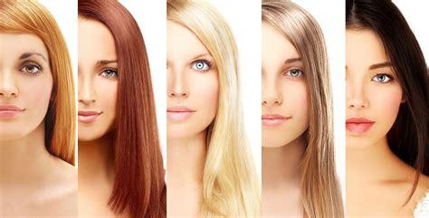 color de pelo elige el color de pelo que te favorece hogarmania
