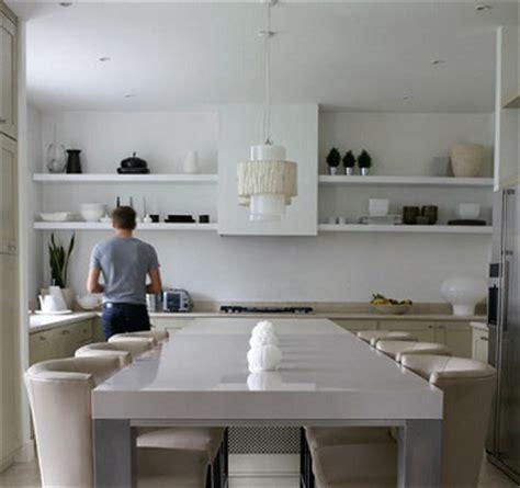 disenos de cocinas  anaqueles  estantes