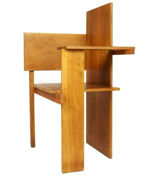 chaise rietveld quot berlin chair quot by gerrit rietveld armchairs chairs and