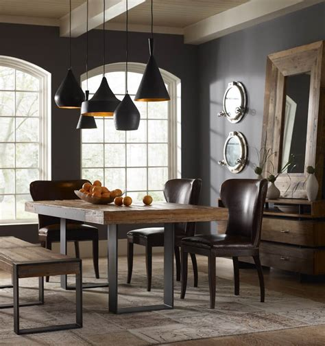 wood dining room 9 reclaimed wood dining table design ideas https