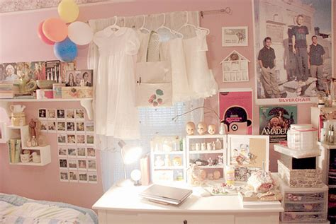 bedroom decor girly pink room image 439002 on favim com