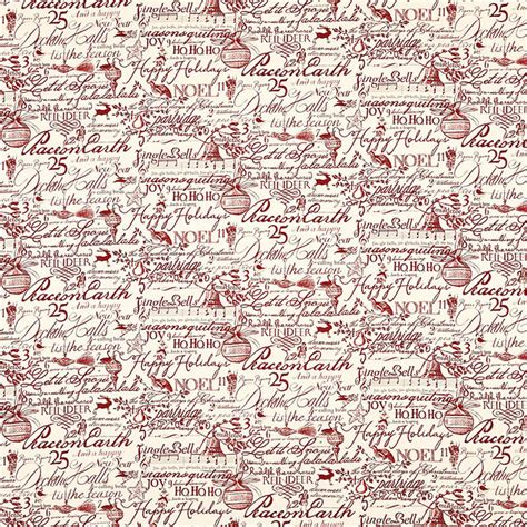 script upholstery fabric holiday script red fabric by the yard traditional