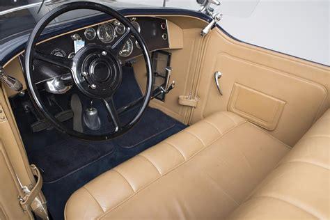 Duesenberg Interior by 1935 Duesenberg Sj Dual Cowl Phaeton 180519