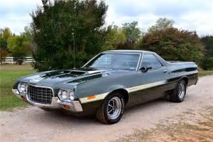 1972 ford ranchero gt barrett jackson auction