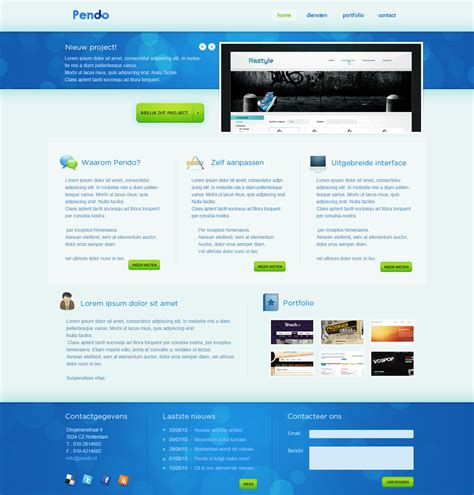 web design company in btm layout webdesign company layout by robke22 on deviantart