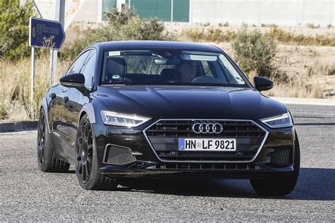 2019 Audi RS7 Sportback Spy Shots   Supercar Report