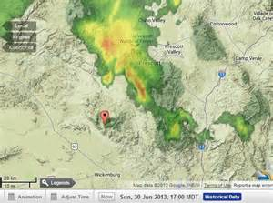 arizons yarnell map pictures to pin on