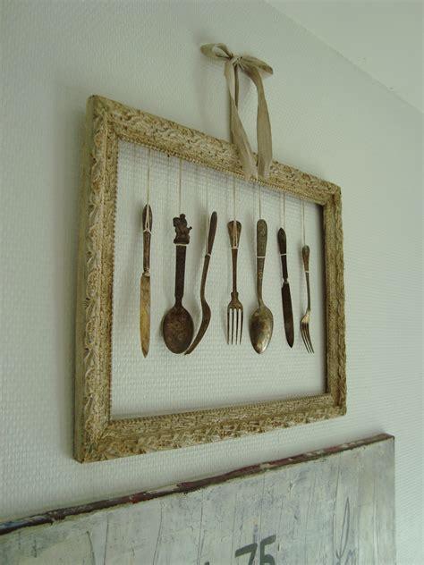 cadre deco cuisine salon cadre fourchettes photo 6 6 salon cadre fourchettes