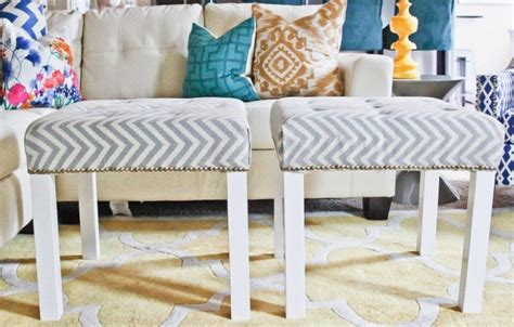 ikea lack ottoman 9 ways you can makeover a cheap ikea side table tiphero