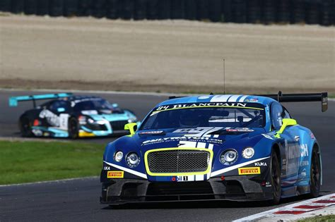 bentley boys blancpain gt bentley boys win drivers title after season