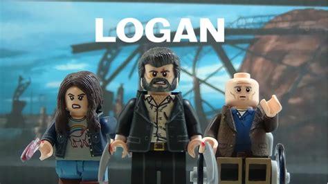 imagenes de wolverine lego custom lego logan minifigures youtube
