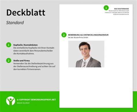 Bewerbungsbild Deckblatt Deckblatt Bewerbung Muster Und Hintergrundwissen