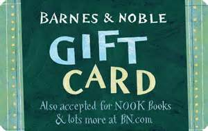 barnes noble green gift card 2000003505180 item