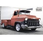 BangShiftcom 1957 Chevy COE Truck
