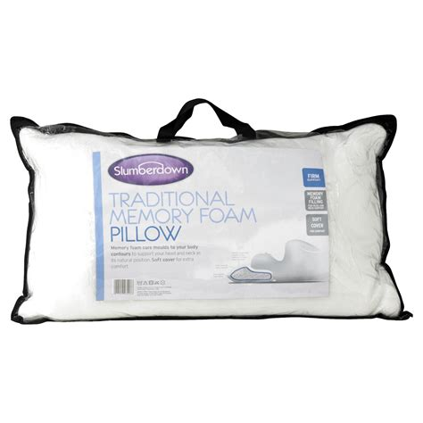 Tesco Memory Foam Pillow by Comfort Pressure Relief Betterlife Wave Pillow