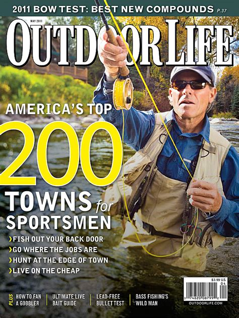 outdoor life free subscription outdoor life magazine