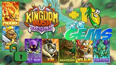 aptoide kingdom rush origins kingdom rush origins 2 0 4 apk mod hack gemas infinitas