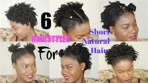twa for medium length hair 6 quick easy everyday natural hairstyles for short