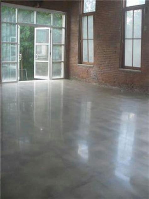 Polished Concrete Basement Floor 53 Best Images About Polished Concrete Floors On