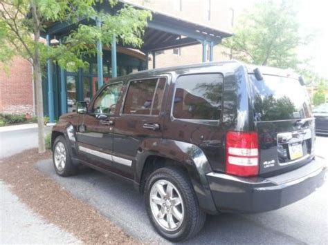 Jeep Liberty With Sky Slider For Sale Purchase Used 2010 Jeep Liberty Limited 4x4 W Sky Slider