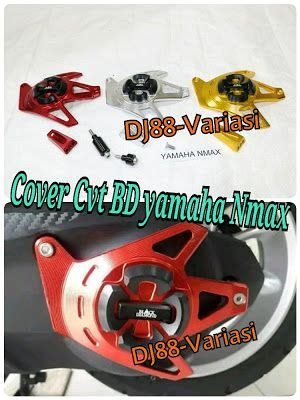 Pelindung Cvt Vario Cnc cover cvt nmax black pelindung penutup cvt nmax