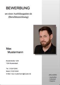 Bewerbung Polizei Lichtbild Deckblatt Bewerbung Kostenlose Vorlagen Muster Tipps