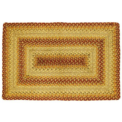 rugs for rustic decor rustic cabin decor cora jute braided rugs oval and rectangle 20x30 8x10 ebay
