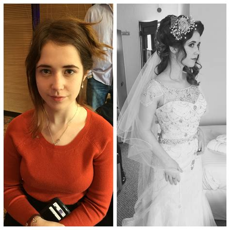 Wedding Hair And Makeup Plymouth by Before And After Hair And Makeup Wedding Hair And Makeup