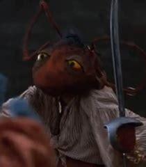jacques roach voice muppet treasure island    voice actors