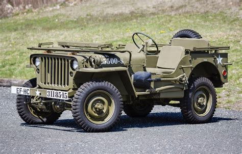 Willys Mb Jeep 1944 Willys Mb Jeep Enthusiast
