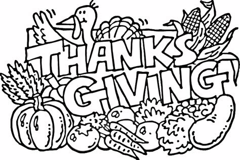 10 thanksgiving coloring pages thanksgiving color pages for kids z31 coloring page