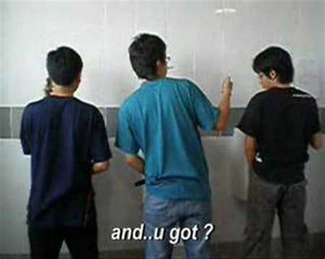 3 men in toilet youtube