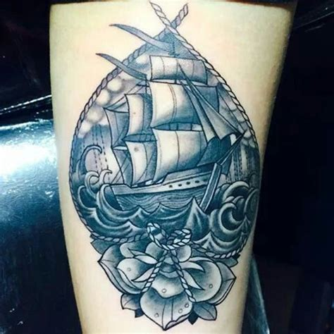 27 best images about tattoos navios e barcos on pinterest
