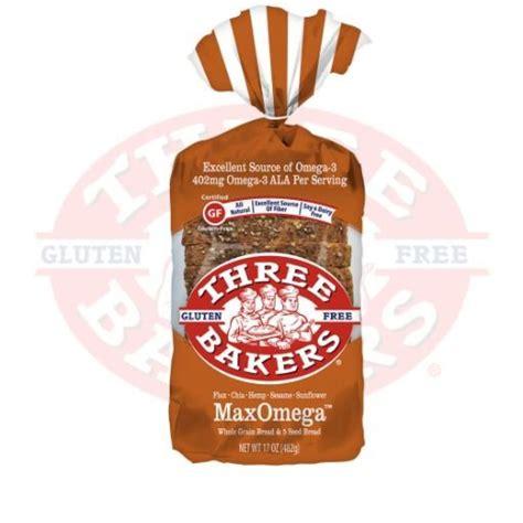 omega 3 in whole grains maxomega whole grain and 5 seed bread three bakers
